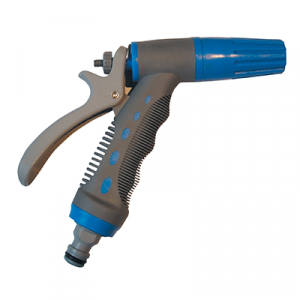 Pistola multifunzione per lavaggio e irrigazione
