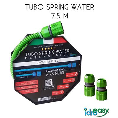 TUBO 7,5 M SPRING WATER