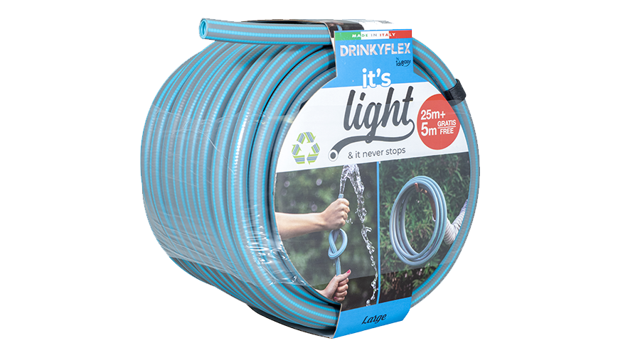 Drinky Flex tubo dell'acqua da giardino