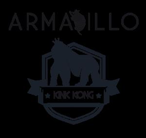 Logo Armadillo Kink Kong