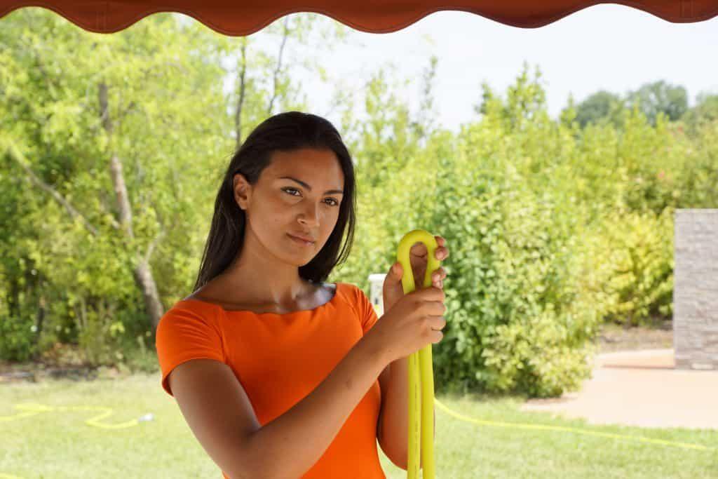Tubi flessibili da giardino