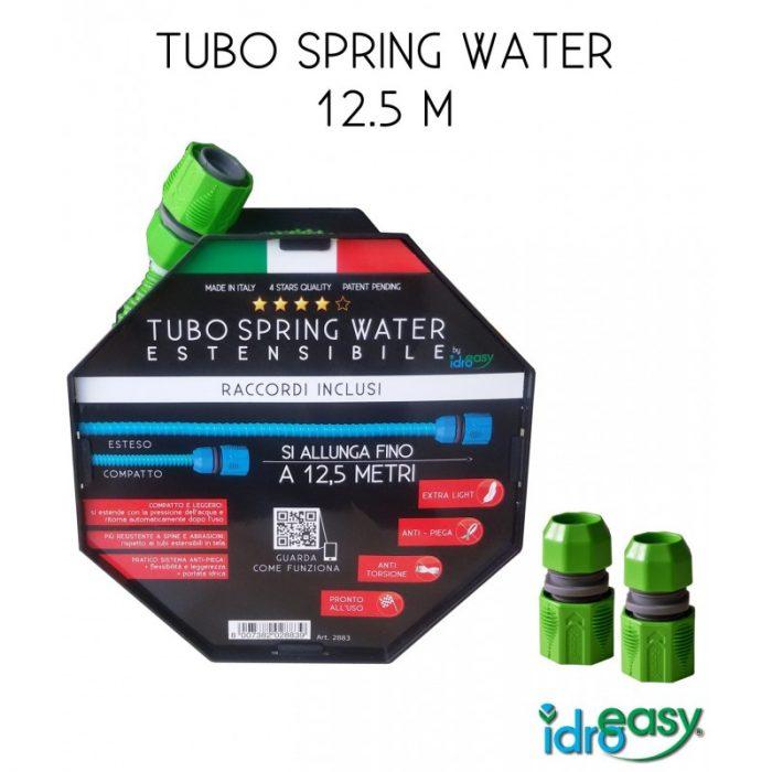 TUBO 12,5 m ESTENSIBILE SPRING WATER