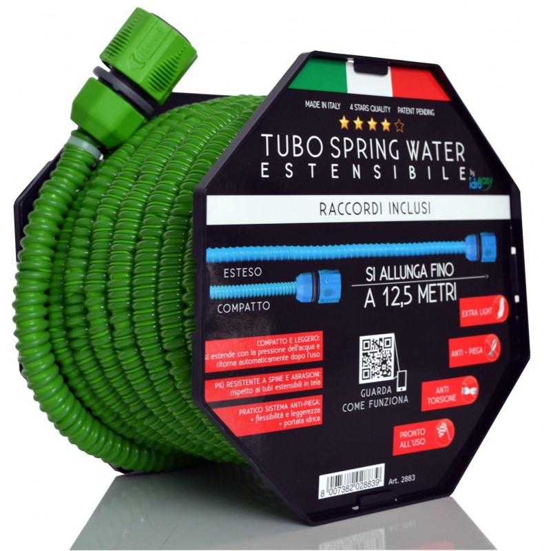 Tubo Spring Water - 12.5 m