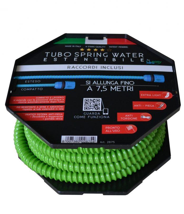 Tubo Spring Water - 7.5 m