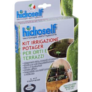 kit irrigazione del terrazzo